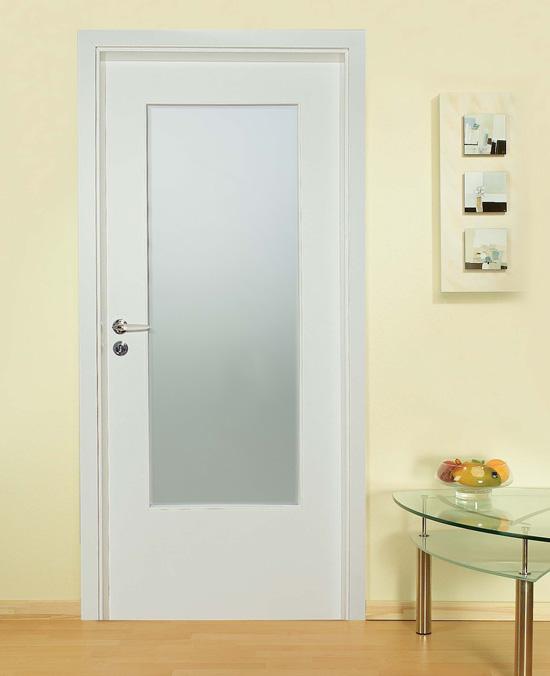 Innentüren mit milchglas  Innentürverglasung Milchglas Standard Satinato | eBay