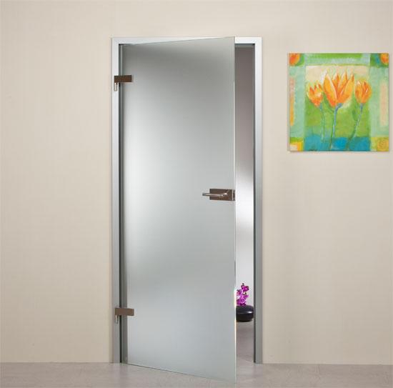 Fenster Bad Undurchsichtig : Details zu Ganzglastür Glastür Tür Innentür Ganzglastüren Türen